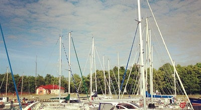 Photo of Harbor / Marina Łeba Port at Leba, Poland