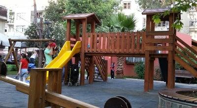 Photo of Playground Gazipaşa Çocuk Parkı at Cemalpaşa Mh. Gazipaşa Blv. Toros Cd., Adana 01120, Turkey