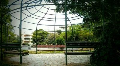 Photo of Playground Παιδική Χαρά Πλατείας Κοντόπευκου at Κορυτσάς 4, Αθήνα 153 43, Greece