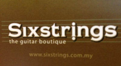 Photo of Music Venue Sixstrings (The Guitar Boutique) at Kuala Lumpur, Malaysia