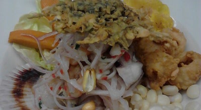 Photo of Seafood Restaurant El Cebiche Del Rey at Av. Oscar R. Benavides 4869, Callao, Peru