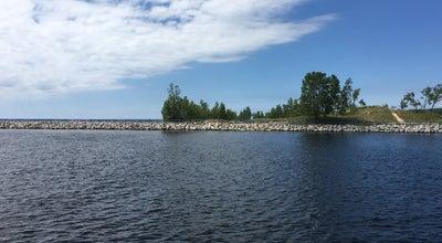 Photo of Lake Muskegon Lake at Muskegon, MI 49445, United States