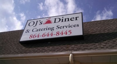 Photo of American Restaurant OJ's Diner at 5284 Calhoun Memorial Hwy, Easley, SC 29640, United States