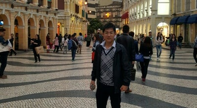 Photo of Boutique Senado Square at Macau, Ma, China