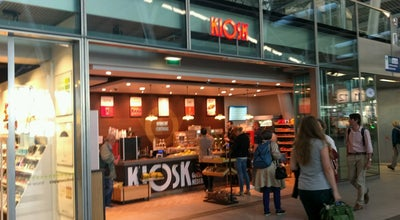 Photo of Coffee Shop Kiosk Centraal at Stationshal, Utrecht 3511 CE, Netherlands