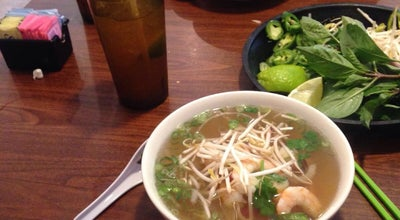 Photo of Asian Restaurant Pho Hoa at 1308 Manhattan Blvd, Harvey, LA 70058, United States