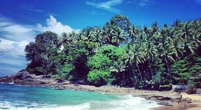 Photo of Beach หาดสุรินทร์ (Surin Beach) at Thalang 83110, Thailand