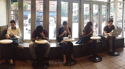 Photo of Coffee Shop Starbucks at 145 2nd Ave, New York City, NY 10003, United States