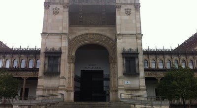 Photo of History Museum Museo Arqueológico at Plaza De América, S/n, Sevilla 41013, Spain