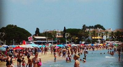 Photo of Beach Platja de Cambrils at Avinguda De La Diputació, 12, Cambrils 43850, Spain