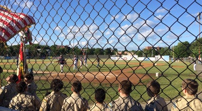 Photo of Baseball Field Blue Sox @ MacKenzie Stadium at Holyoke, MA, United States