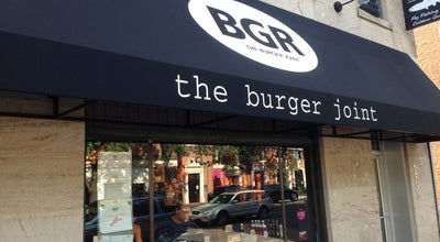Photo of Burger Joint BGR - The Burger Joint at 106 N Washington St, Alexandria, VA 22314, United States