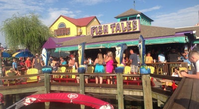 Photo of Seafood Restaurant Fish Tales at 2207 Herring Way, Ocean City, MD 21842, United States