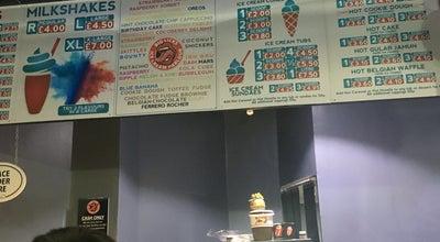 Photo of Ice Cream Shop Big licks at Glasgow, United Kingdom