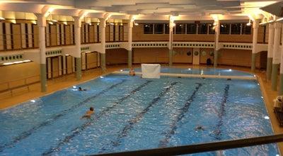 Photo of Pool Zwembad Van Eyck at Veermanplein 1, Gent 9000, Belgium