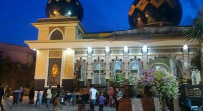 Photo of Mosque Masjid Ar-Rahman at Jl. Jend. Sudirman, Pekanbaru, Indonesia
