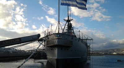Photo of History Museum Θωρηκτό Γ. Αβέρωφ at Πλωτό Ναυτικό Μουσείο Θωρηκτό Γ. Αβέρωφ, Παλαιό Φάληρο 175 10, Greece