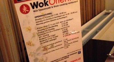 Photo of Asian Restaurant Wok Oriental at Netherlands