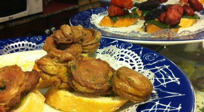 Photo of Tapas Restaurant Antigua Casa Cardiel at Plaza Huesca 5, Zaragoza 50010, Spain