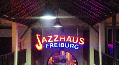Photo of Concert Hall Jazzhaus at Schnewlinstr. 1, Freiburg 79098, Germany