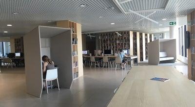 Photo of Library Sopoteka at Tadeusza Kościuszki 14, Sopot 81-704, Poland