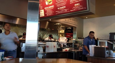 Photo of Burger Joint The Habit Burger Grill at 3121 Crow Canyon Pl., San Ramon, CA 94583, United States