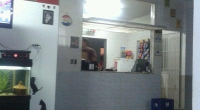 Photo of Burger Joint Tchê Lanches Lanchonete at Platão Boechat 369, Itaperuna 28300-000, Brazil