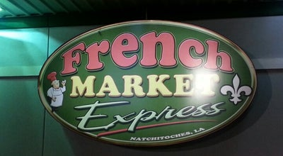 Photo of Gas Station / Garage French Market Express at 5109 University Pkwy, Natchitoches, LA 71457, United States
