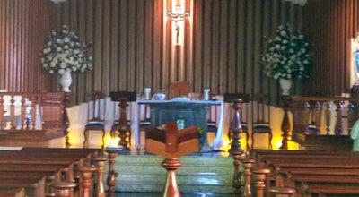 Photo of Church Igreja de Nossa Senhora de Lourdes at R. 27, 1141, Manaus 69055-450, Brazil