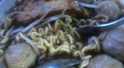 Photo of Soup Place Bakso Pak Sabar at Jl. Penjara, Pontianak, Indonesia