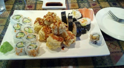 Photo of Sushi Restaurant Sushi Thai at 826 S Stratford Rd, Winston Salem, NC 27103, United States