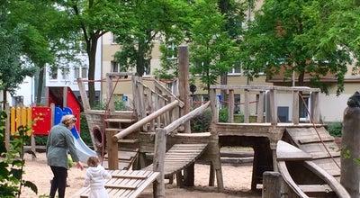 Photo of Playground Spielplatz at Prälat-otto-müller-platz 1, Köln 50670, Germany