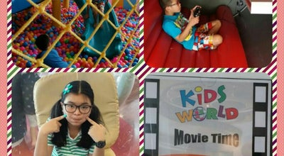 Photo of Arcade Kid Club @ Novotel Hotel at Thailand