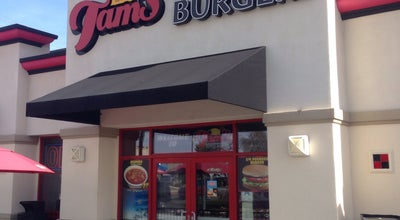 Photo of Burger Joint Tam's Super Burgers at 13448 Lambert Rd, Whittier, CA 90605, United States