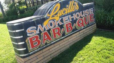 Photo of BBQ Joint Lucille's Smokehouse Bar-B-Que at 11338 South St, Cerritos, CA 90703, United States