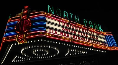 Photo of Movie Theater North Park Theatre at 1428 Hertel Ave, Buffalo, NY 14216, United States