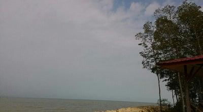Photo of Beach pantai teluk wawasan at Malaysia