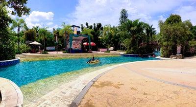 Photo of Water Park Amanzi Waterpark at Citragrand City, Palembang, Indonesia