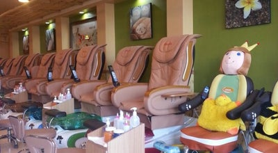 Photo of Nail Salon Paradise Nails & Spa at 18033 Nw Evergreen Pkwy, Beaverton, OR 97006, United States