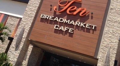 Photo of Coffee Shop Ten Bread Market Cafe at Mexico