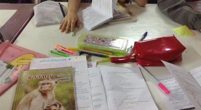 Photo of Library ห้องสมุดโรงเรียน สตรีศึกษา at Thailand