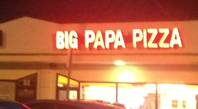 Photo of Pizza Place Big papa pizza at 6663 Little River Turnpike, Annandale, VA 22003, United States