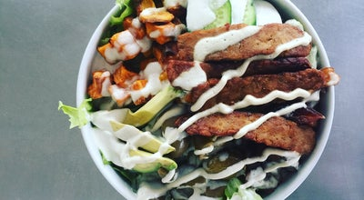 Photo of Vegetarian / Vegan Restaurant Bi Nevi Deli at Bahtiyar Sokak No:4, Istanbul, Turkey