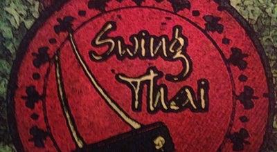 Photo of Thai Restaurant Swing Thai at 4370 Tennyson St, Denver, CO 80212, United States
