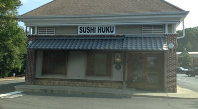 Photo of Sushi Restaurant Sushi-Huku Japanese Resturant at 6300 Powers Ferry Rd, Atlanta, GA 30339, United States