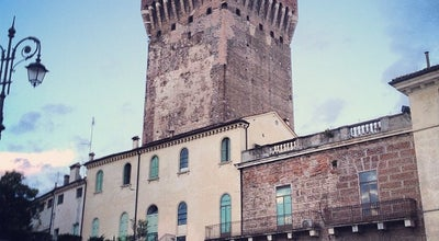 Photo of Historic Site Porta Castello at Piazza Castello, vicenza, Italy