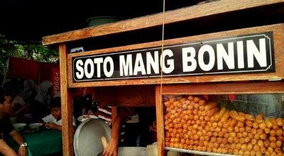 Photo of Arcade Soto Mang Bonin at Jln Semboja, Bogor 16000, Indonesia