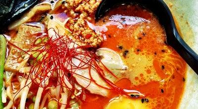 Photo of Japanese Restaurant Bone Daddies Ramen Bar at 31 Peter Street, London W1F 0AR, United Kingdom