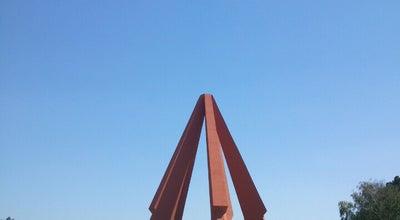 "Photo of Monument / Landmark Complexul Memorial ""Eternitate"" at Str. Panteleimon Halippa, 5, Chişinău, Moldova"