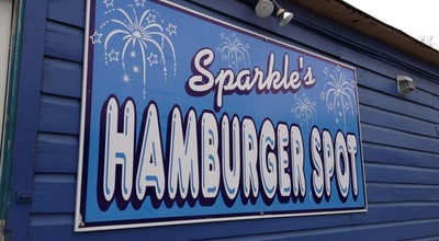 Photo of Burger Joint Sparkle's Hamburger Spot at 1515 Dowling St, Houston, TX 77003, United States
